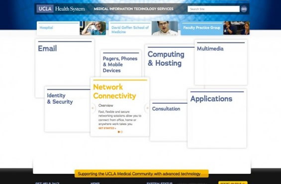 UCLA Health System - Yolk Communications